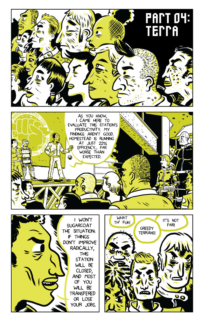 Titan by François Vigneault - Page 52