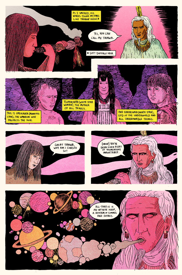 The Frontier – Part 2 page 12 by Ryan Dirks & Pete Toms