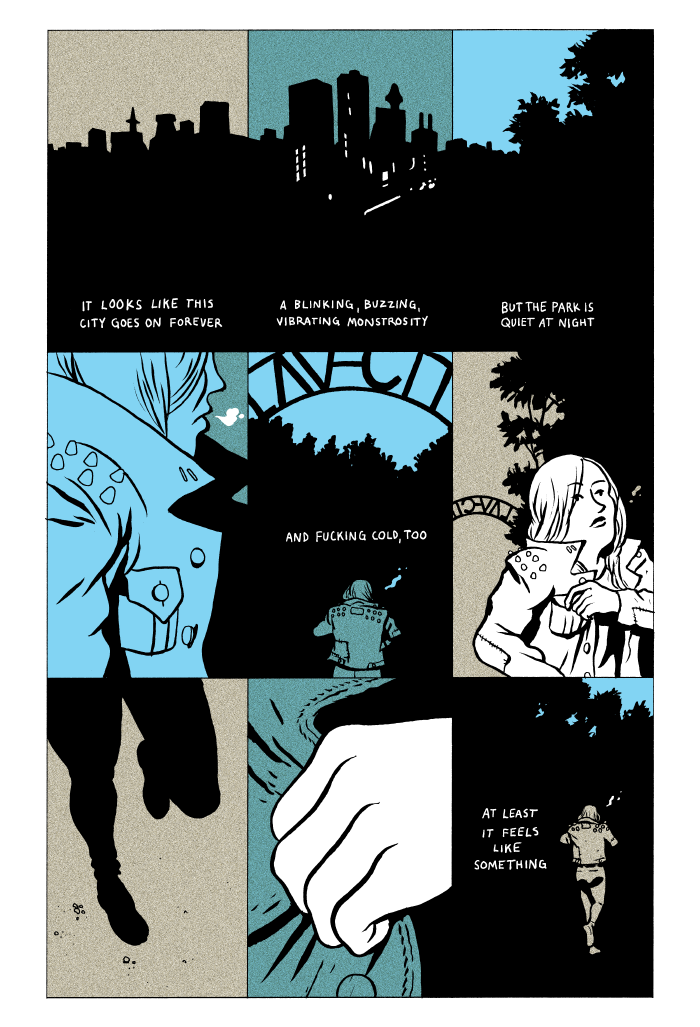 Clav City Part 2 Page 2 by Tyler Landry