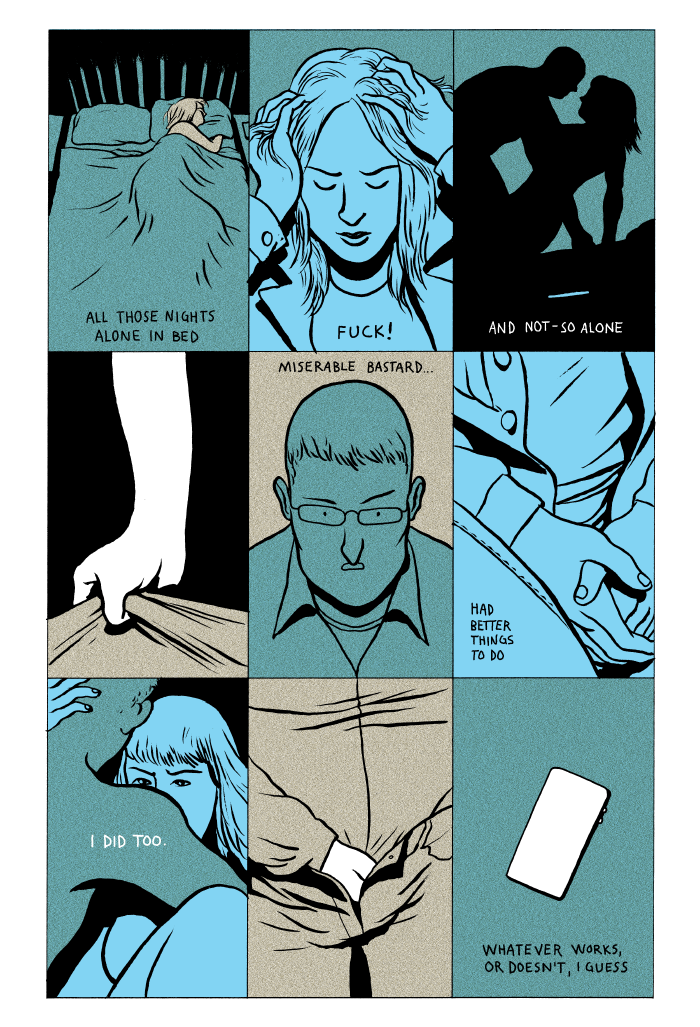 Clav City Part 2 Page 4 by Tyler Landry