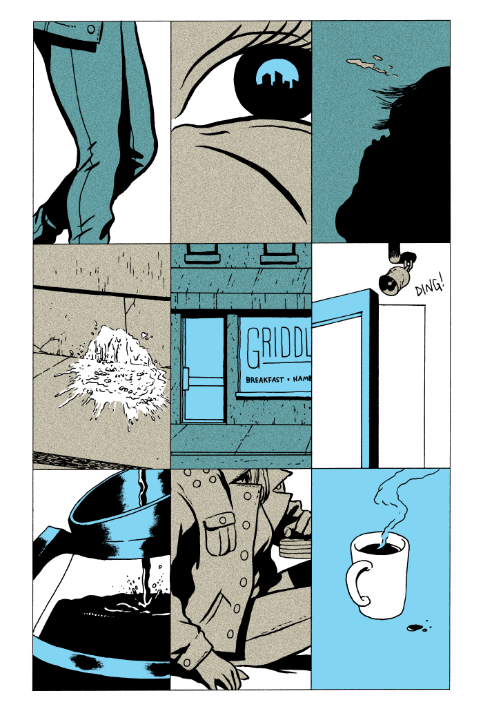 Clav City Part 2 Page 7 by Tyler Landry