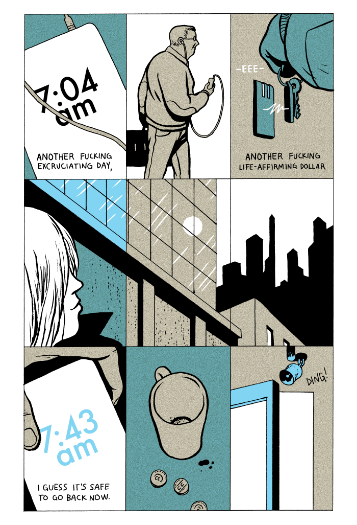 Clav City Part 2 Page 9 by Tyler Landry