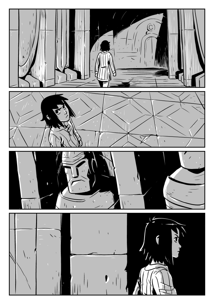 Stonebreaker Chapter 2 page 2 by Peter Wartman