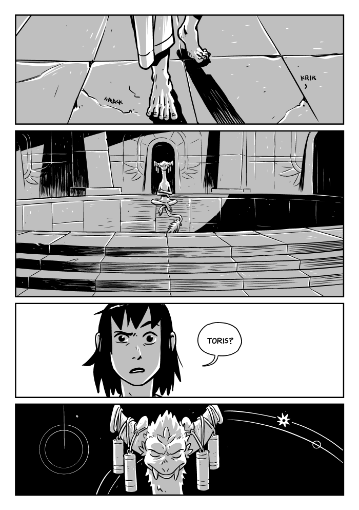 Stonebreaker by Peter Wartman Chapter 2 page 4