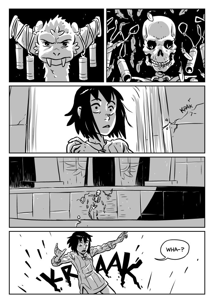 Stonebreaker by Peter Wartman Chapter 2 page 5