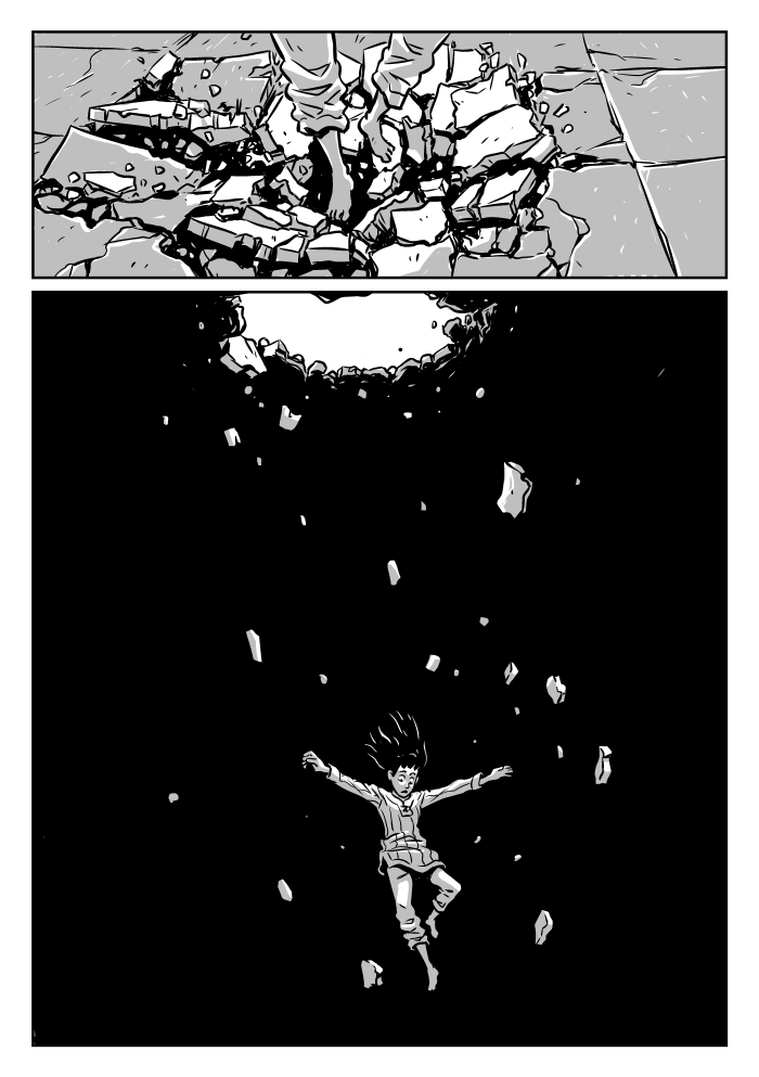 Stonebreaker by Peter Wartman Chapter 2 page 6