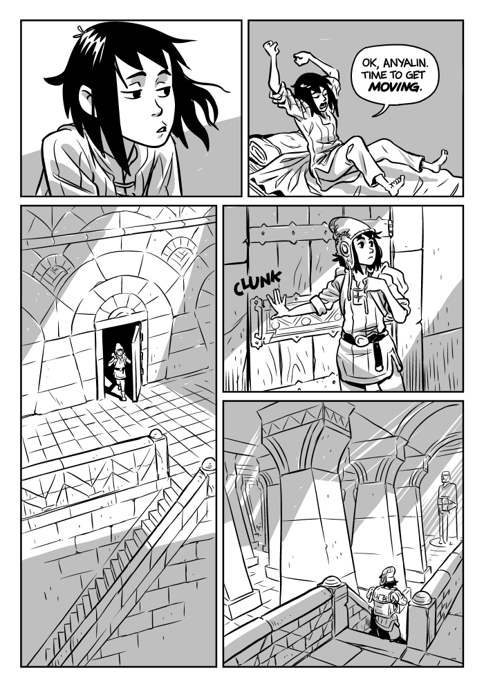 Stonebreaker by Peter Wartman Chapter 2 page 9