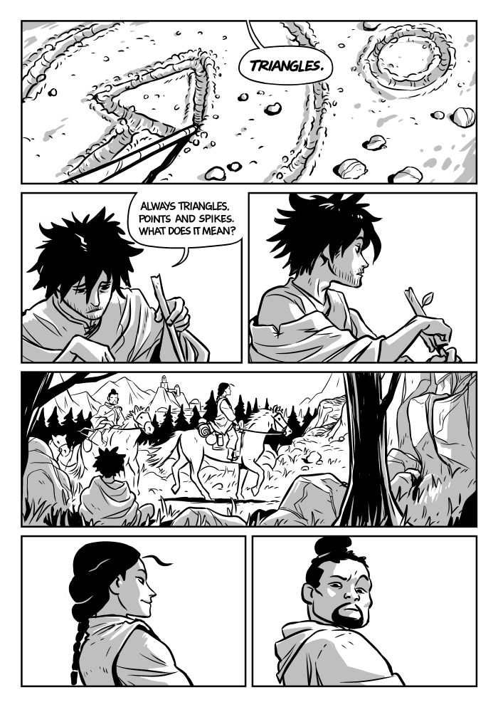 Stonebreaker by Peter Wartman Chapter 2 page 10