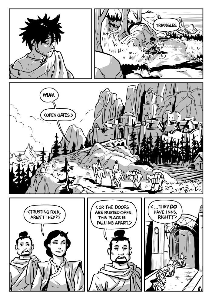Stonebreaker by Peter Wartman Chapter 2 page 11