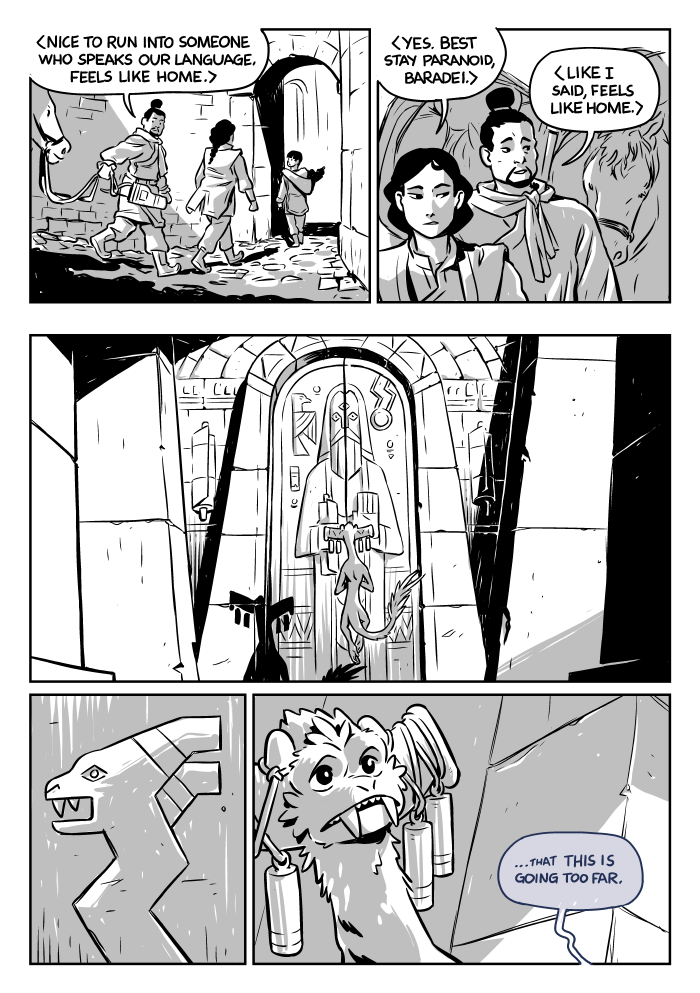 Stonebreaker by Peter Wartman Chapter 2 page 15