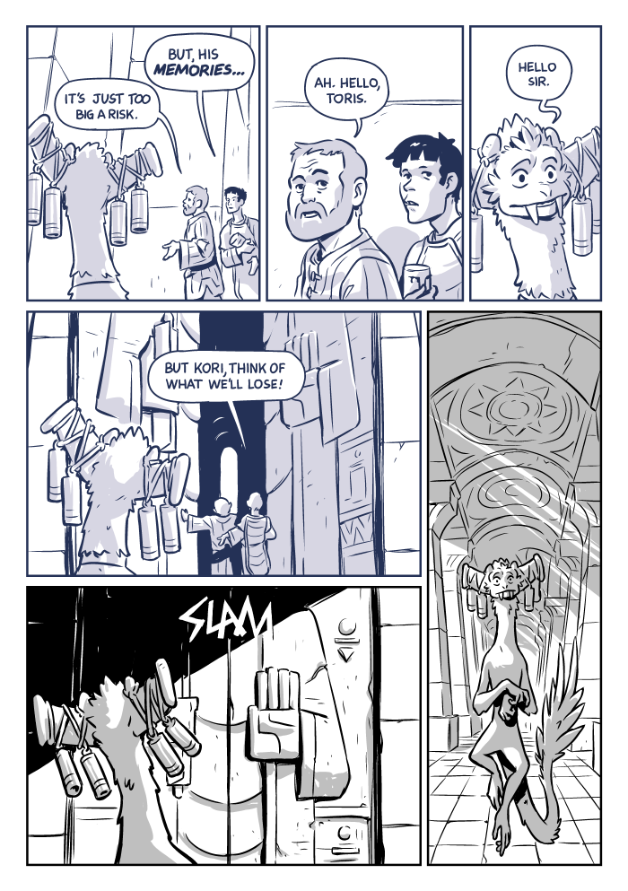 Stonebreaker by Peter Wartman Chapter 2 page 16