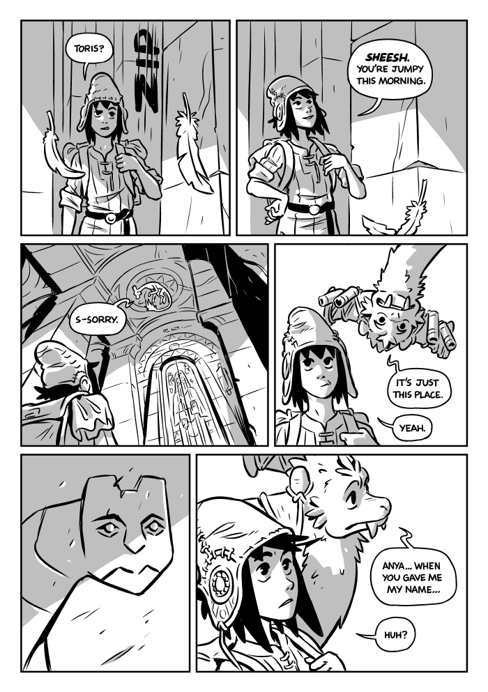 Stonebreaker by Peter Wartman Chapter 2 page 17
