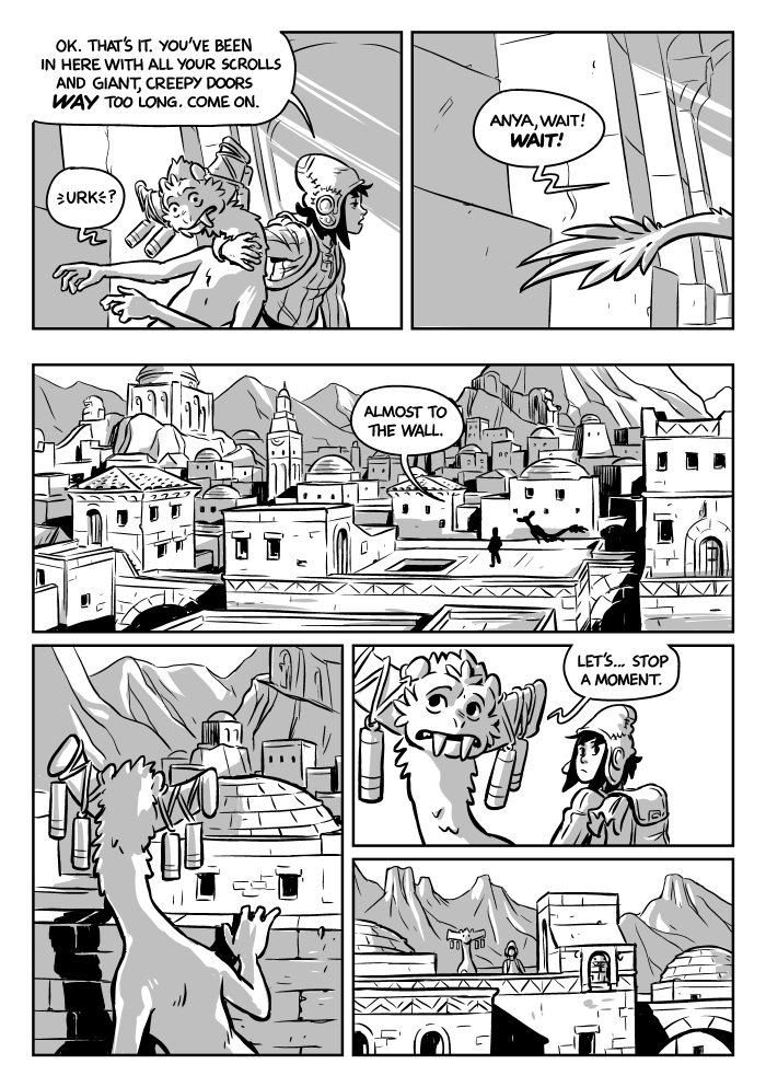 Stonebreaker by Peter Wartman Chapter 2 page 19