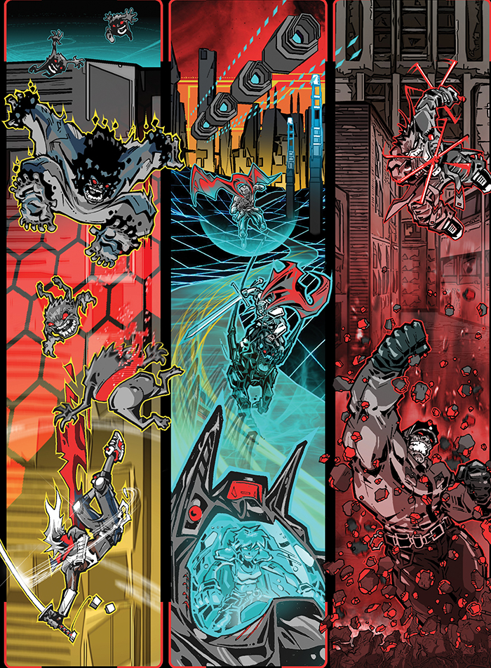 Bad City by Dimi Macheras and Casey Silver Page 2