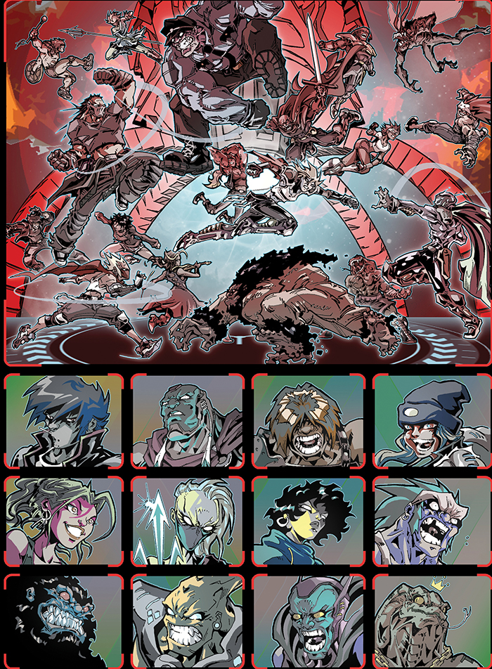 Bad City by Dimi Macheras and Casey Silver Page 4