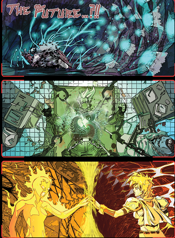 Bad City by Dimi Macheras and Casey Silver Page 6