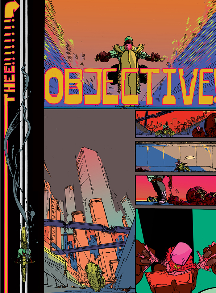 Thee Objective Part 1 by Mike McGhee Page 1