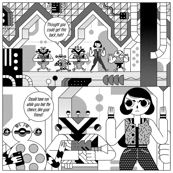 Electric Candyland by Jesse Tise Page 56