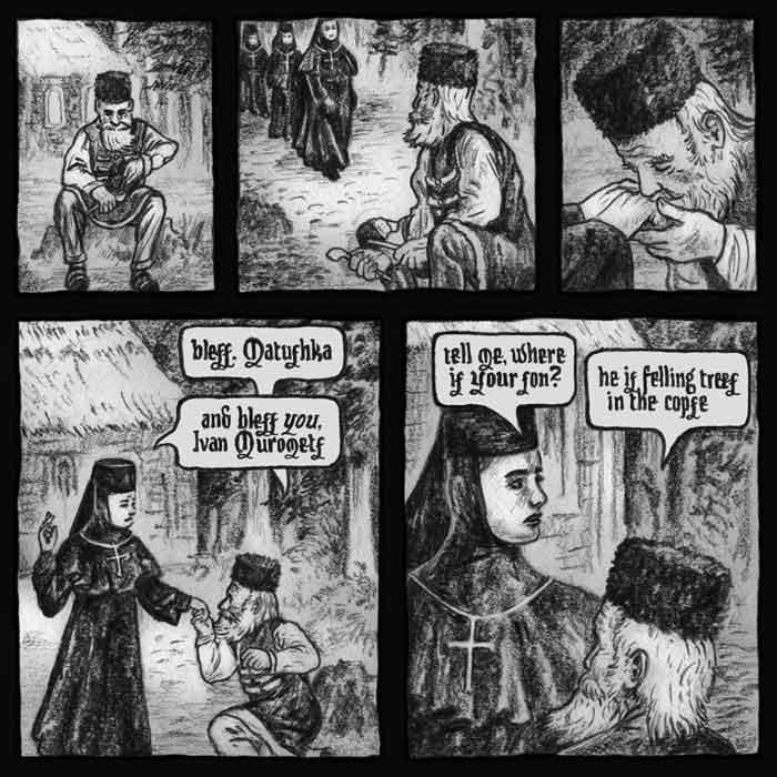 Svyatogor by Ezra Butt