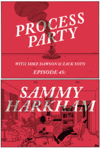 Study Group Radio: Process Party | Study Group Comic Books