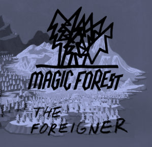 Study group comic books publisher of fine comic book type objects magic forest the foreigner by ansis purins sciox Gallery