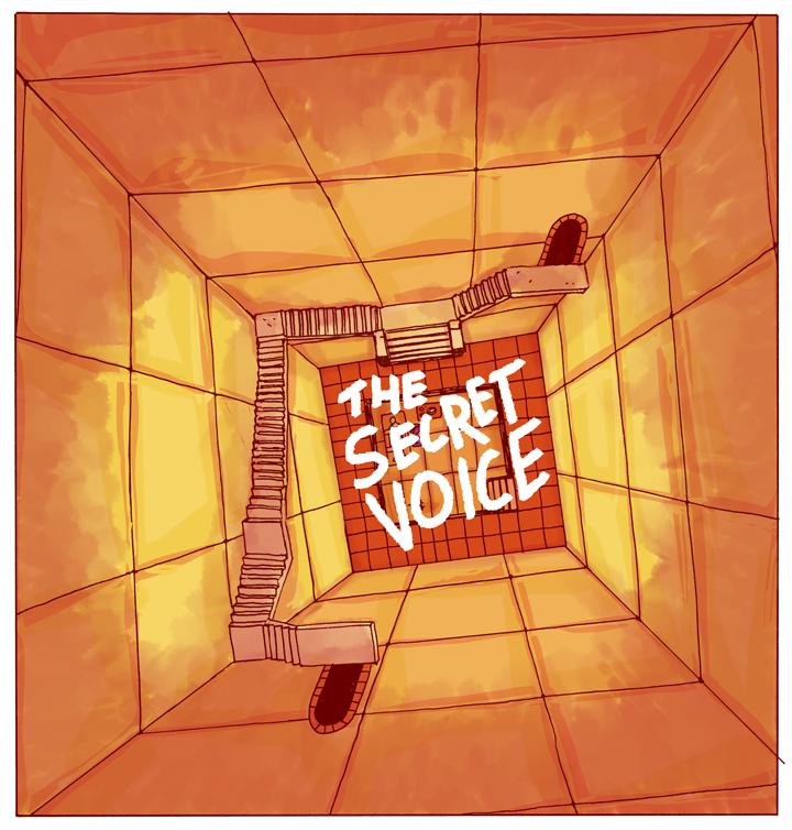 The Secret Voice Part 7 By Zack Soto